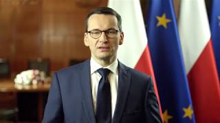 The Statement by the Prime Minister of Poland Mateusz Morawiecki thumbnail