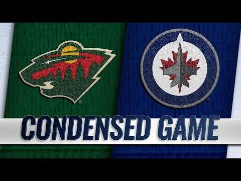 Minnesota Wild vs Winnipeg Jets preseason game, Sep 17, 2018 HIGHLIGHTS HD