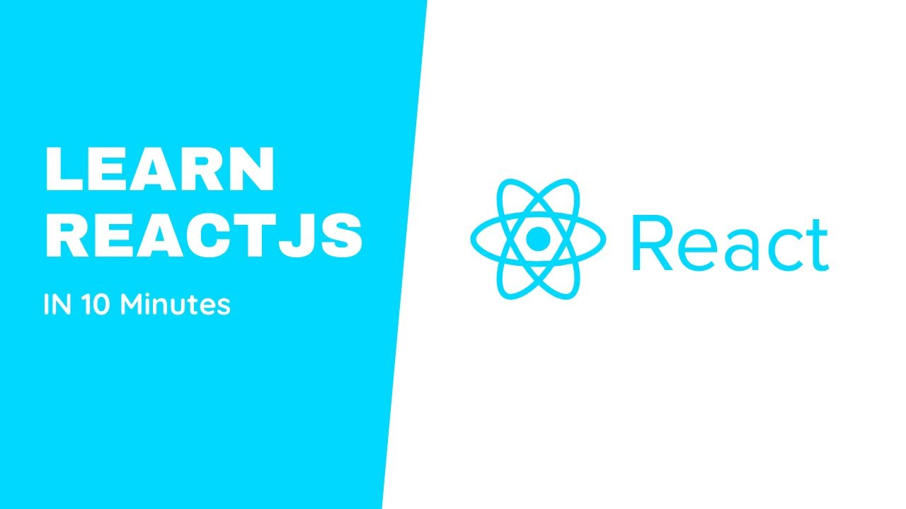 Learn React In 10 Minutes