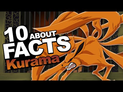 10 Facts About Kurama/Kyuubi You Should Know!!!