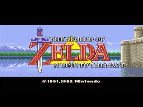 The Legend of Zelda ~ A Link to the Past Music - Fortune Teller