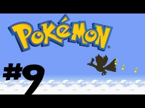 Pokemon Gold Gameplay/Walkthrough - Part 9 - Trek To Elm