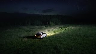 Выйду ночью в поле с конём: душевный ролик Subaru