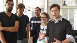 Besuch bei den Berliner Start-ups