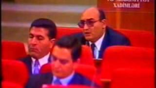 Iqbal Agazade tebligat charxi