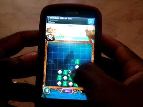 Jewels Deluxe Level 57 Android Phone
