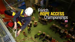 French Rope Access Championships