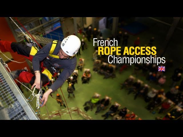 French Rope Access Championships [EN]