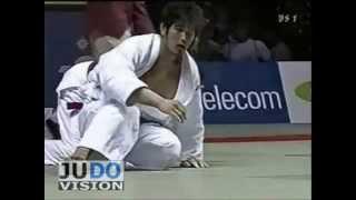 JUDO 2002 Asian Games: Kosei Inoue 井上 康生 (JPN) – Naing Soe Yan (MYA)