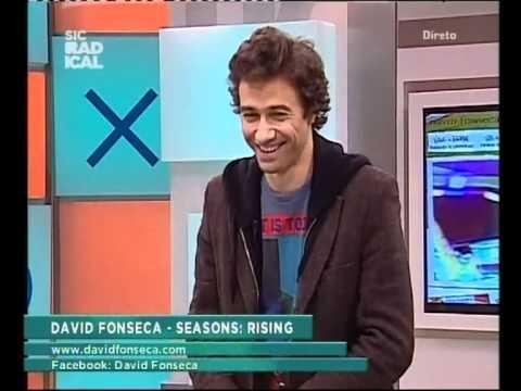 Ver Video de Fonseca 12 04 10 Entrevista David Fonseca