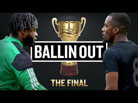 DICKIE DAVIS CUP FINAL | BALLINOUT