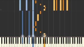 Queen (Ne-Yo) - Synthesia piano tutorial
