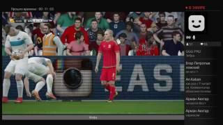 Euro 2016 Англия Россия