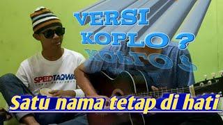 SATU NAMA TETAP DIHATI - EYE Cover koplo by ( GAANG MEDIA PRODUCTION )