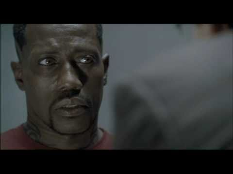 Blade Trinity trailer ita
