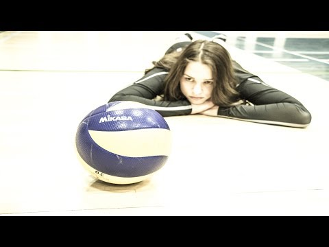 Jade Bussard: Spruce Grove VB Tournament Highlights Oct-2017