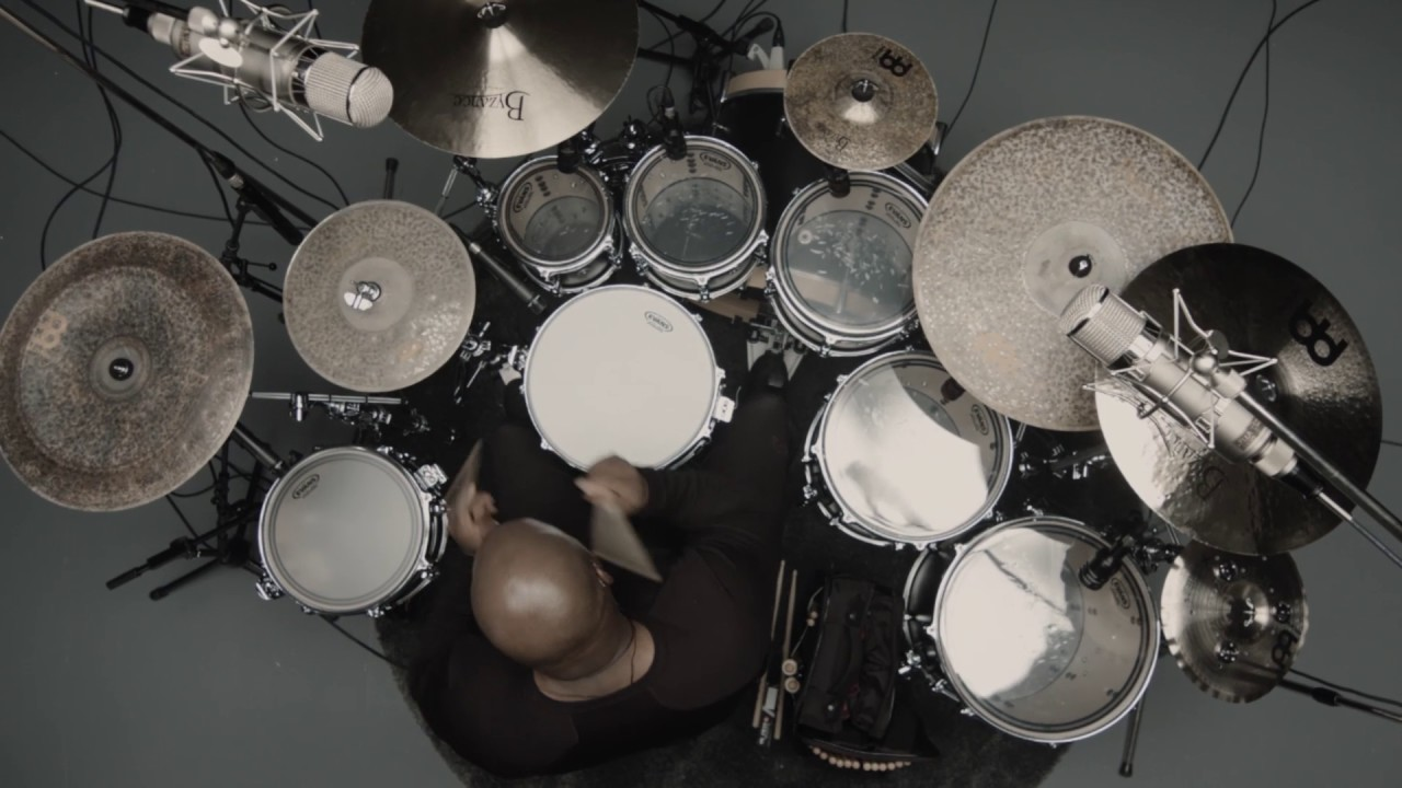 Drums cover image