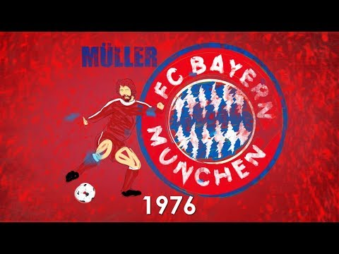#Animation - Best Goals _ Müller - UEFA Champions League Semifinal