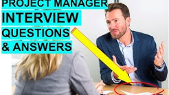 PROJECT MANAGER Interview Questions and Answers!