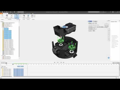 Autodesk Inventor 2017 Shape Generator Tutorial