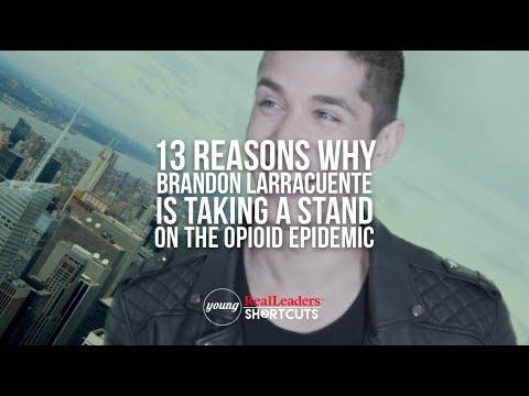 Brandon Larracuente  Facing the Opioid Epidemic