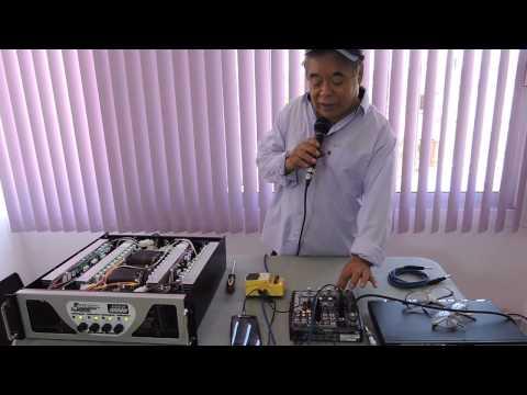 Amplificador DAUPHIN Jc 10,000 4 Canales