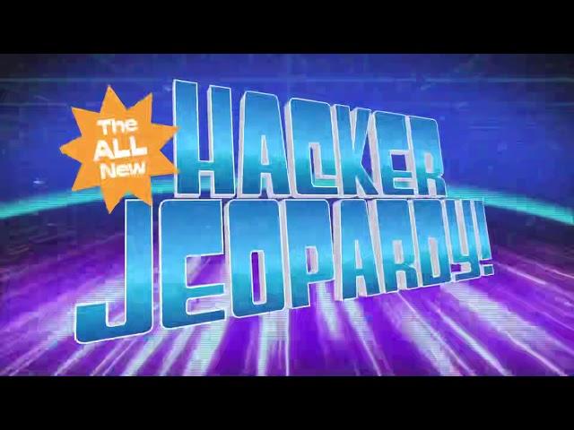 DEF CON 2020 NYE - Hacker Jeopardy