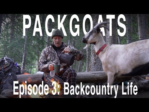 PACKGOATS Episode 3: Backcountry Life