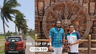 Odisha after Cyclone - Bhubaneswar to Konark Sun Temple, INB Trip EP #8