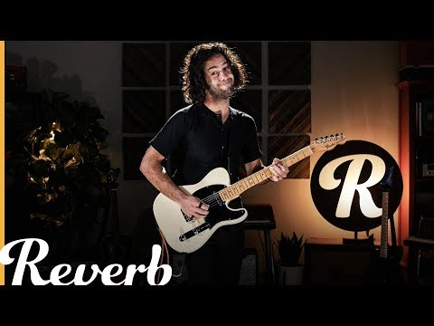 20 Classic Telecaster Guitar Riffs in One Take | Reverb Riff Marathons
