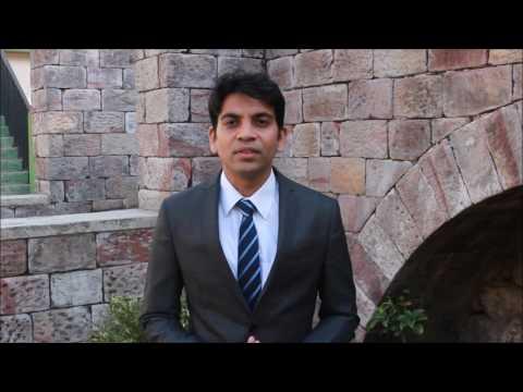 YES ASPIRE || Deepak Pandey || IIM Shillong