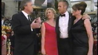 Road to the Oscars 2007 Red Carpet Interview with  Ryan Gosling