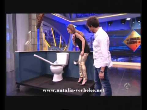 Natalia Verbeke en El Hormiguero  07062012 Parte 4