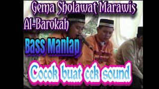 Download Gema Sholawat Marawis Al-Barokah FULL ALBUM