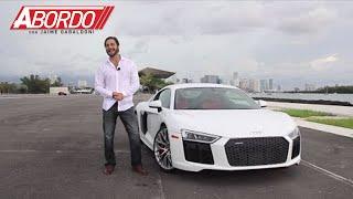 Audi R8 2017 - Prueba A Bordo [Full]