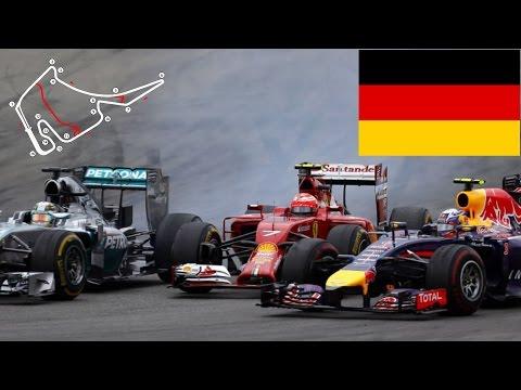 F1 2016 German Grand Prix - CAN ROSBERG WIN AT HOME?