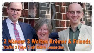 """""""Zwei Männer 3 Welten"""" – Krömer & Friends mit Katrin Lompscher"""
