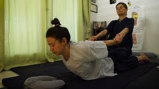 דריה צ'פלין, עיסוי תאילנדי טיפולי