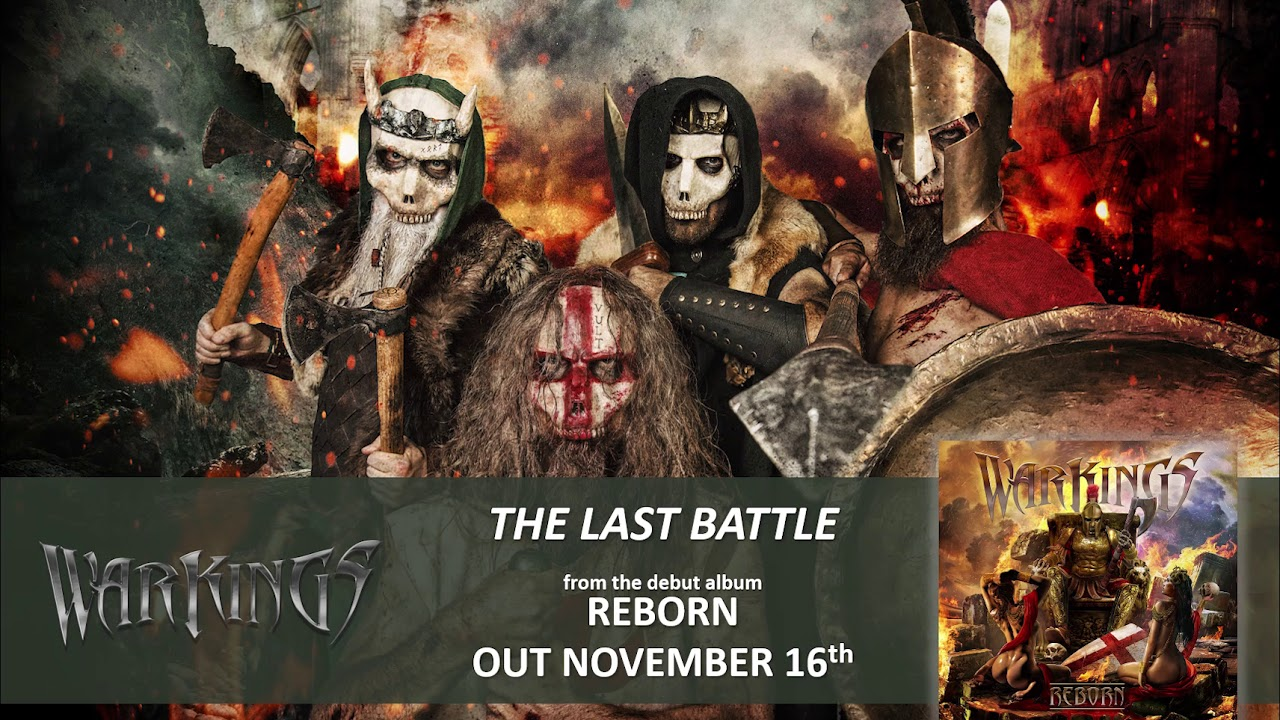 WARKINGS — The Last Battle (Official Audio) | Napalm Records