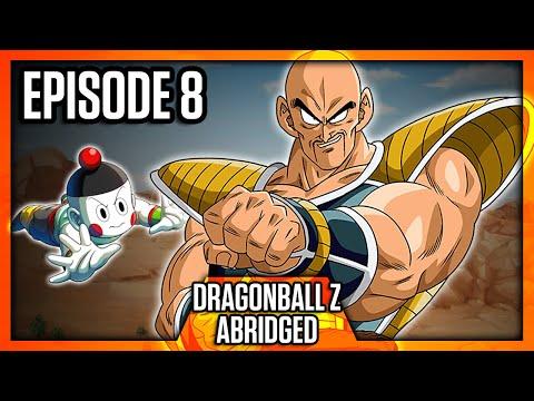 DragonBall Z Abridged: Episode 8 - TeamFourStar (TFS)