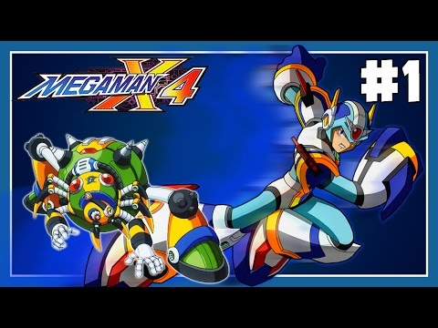 Megaman X4 - YouTube