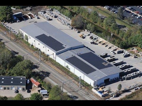 EnterSolar Photovoltaic System - Fairgrounds Realty Associates