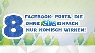 8 Facebook-Posts, die ohne \