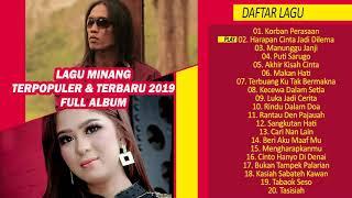 LAGU MINANG TERPOPULER 2019 & TERBARU 2020 FULL ALBUM