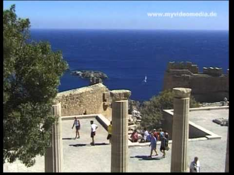 Lindos, Rhodos - Greece Travel Channel