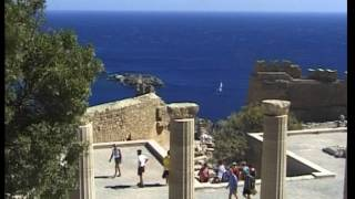 Lindos, Rhodos – Greece Travel Channel
