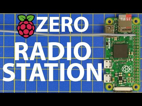 Raspberry Pi FM Radio Transmitter | Tutorial