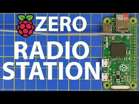 Raspberry Pi FM Radio Transmitter | Tutorial - YouTube