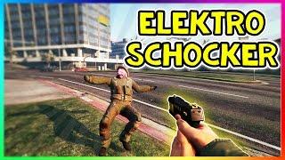 GTA 5 Online - ELEKTROSCHOCKER IN DEN ONLINE MODUS BEKOMMEN! | 1.36