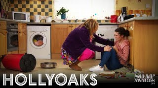 Hollyoaks: Myra Discovers Cleo's Secret